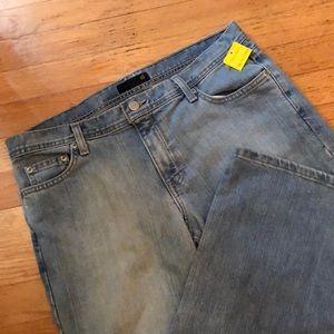 J. Crew Boot Cut Fit Jeans